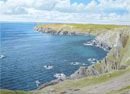 Predannack, West Cornwall - Poldark country