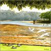 Turn of the Tide, Beaulieu, greetings card